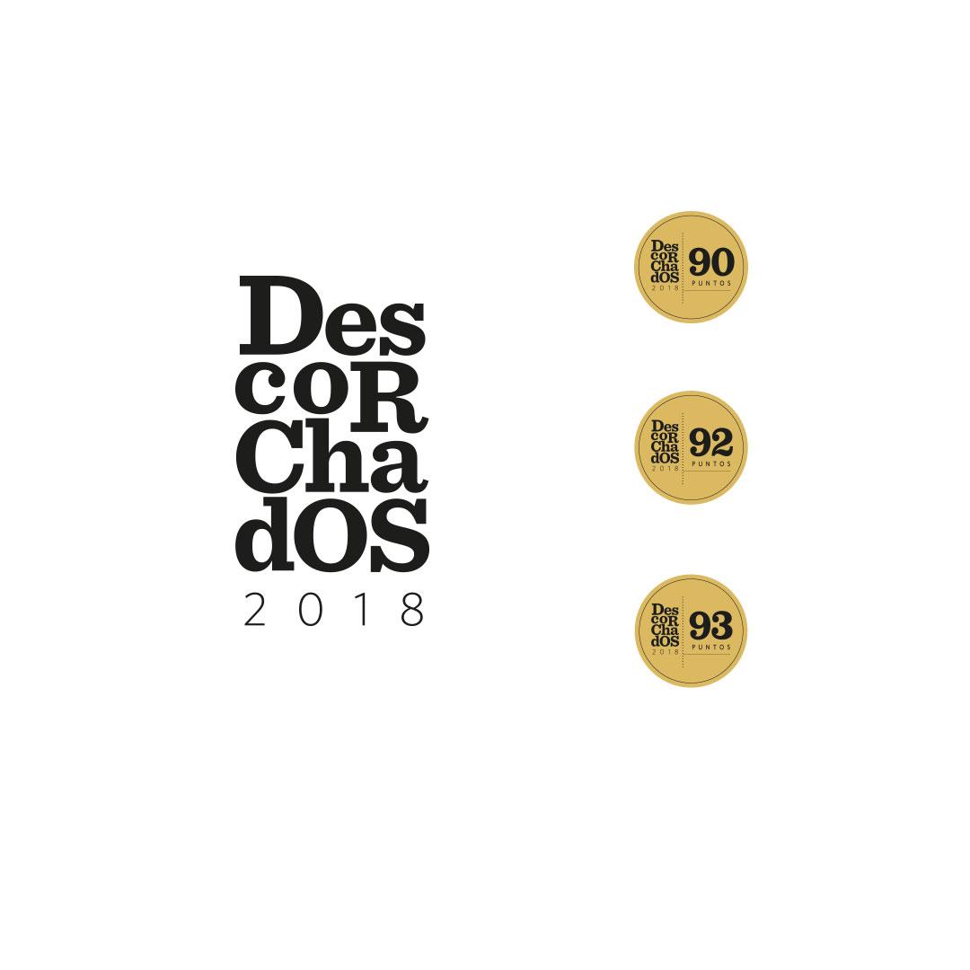 Logo Guía Descorchados 2018
